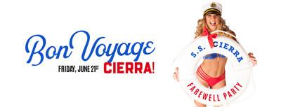 Bon Voyage Cierra!-Best Bikini bar