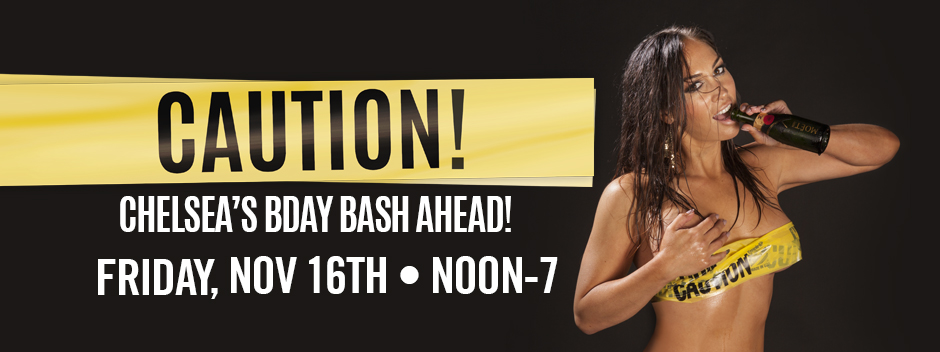 Chelsea's B-day Bash!-Best Bikini Bar