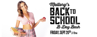 Mallory's Back to School B-Day Bash-Best bikini ba