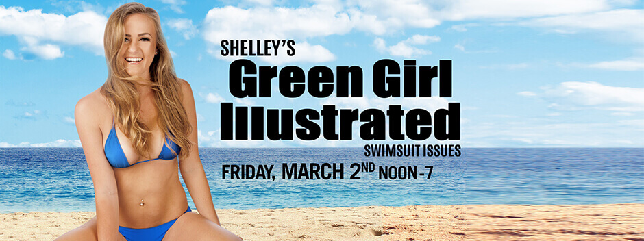 Shelley's Green Girl
